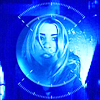 anatsuno: Rose Tyler in the crosshairs of the last Dalek (caught)