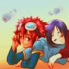 youmaycrawl: (Lazy Daisuke and Ken)