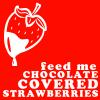 badfalcon: (Chocolate Covered Strawberries)
