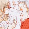 ruby_shards: Akihiko, Koromaru, and Shinjiro being adorable. Persona 3. ({akishinjikoro} let me in on this)
