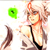 ruby_shards: Amaterasu from Okami, fanart. ({ammy} disgruntled)