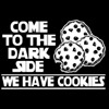 badfalcon: (Dark Side Cookies)