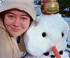 algeh: (snowman)