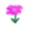 algeh: (flower, pink, AET)
