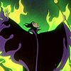 maleficent: (when you're down and troubled)