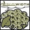 "crochet: A Dreamsheep with green crocheted ""wool"" (Crochet Dreamsheep) (Default)"