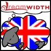 susanreads: Dreamsheep with UK flag (UK sheep)