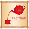 norwegianne: (tea time)