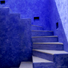 kelliem: blue stairs (possibilities)