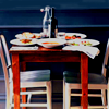 kelliem: bistro table (bistro)