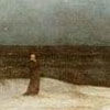 sarahbrand: a lone figure looking out over a vast ocean (Default)