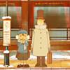 noodle: (Layton // baby it's cold outside)