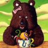 twirlgrrl: (bear eating worms-Art: Ana Bagayan)