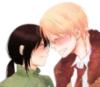 heroiccia: (Kissing persuasive lips)