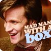 marigoldsthorn: (Docor - Madman withabox!)