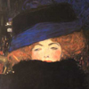 espresso_addict: 'Lady with Hat and Feather Boa', Gustav Klimt  (winter)