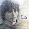 ext_28822: Alan Lee's Frodo sketch from ROTK (Sila's Frodo)