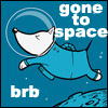 dine: (gone to space - copperbadge)