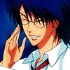 satsu: (Prince of Tennis - Yuushi - smile)