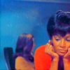 bossymarmalade: lieutenant uhura ruminates (what's a girl to do)