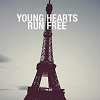 justfornow: ([Stock] Young hearts run free.)
