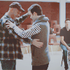 justfornow: ([Glee] {Kurt/Burt} Father-son dance)