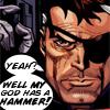 diekahvi: (Nick Fury)