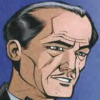 batbutler: Alfred Pennyworth is smiling. (Default)