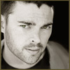 jlh: Karl Urban close up (Bones not quite B&W)