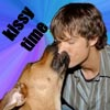 nbaeker: (kissy time)