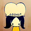 pokerface: asshat (asshat)