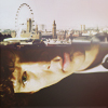 meimichan: skyline of London on top,  half of Sherlock's head on bottom (Sherlock)
