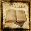 veleda_k: Stock picture of a book with my screen name (Default)