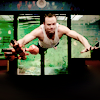 jlh: Jeff jumping away from a paint bomb (community: Jeff)
