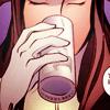 hexappeal: (mommy needs her big girl juice.)