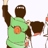 spandexisyouth: ([Tenten] Cheering)