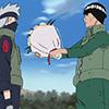 spandexisyouth: ([Kakashi] Offering flowers)