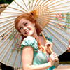 oldandnewfirm: (Enchanted / Giselle with Parasol (smilin)