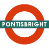 pontisbright: pontisbright (pontisbright: tube sign)
