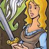 ferrumaeternum: (sheildmaiden of rohan - katie cook)