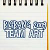 shiroki: Participating as an artist in Supernatural/J2 Big Bang challenge (Big Bang 2009 Art Team)