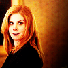 jain: Donna from Suits, golden and smiling. (suits donna)