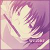talkingsoup: (writer)