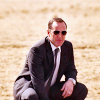jlh: Coulson in shades, squatting in the desert sun (avengers: Coulson squatting)