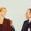 jlh: (avengers: Pepper and Coulson)