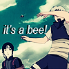 "penguinfaery: (naru-kabu-""It's a bee!"")"