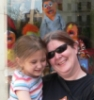 puppetmaker: Spring 2009 in front of FAO Schwartz (Caroline and Me)
