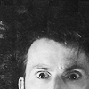 bristrek: shot of the top half of Ten's head with his eyes wide in a 'wtf?' expression (DW Ten OMGWTF)