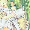 sonozaki: (♔ a warm embrace.)