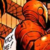 ironjill: ([ Marvel ] ‡ Tony Stark ‡ Kick Me!)